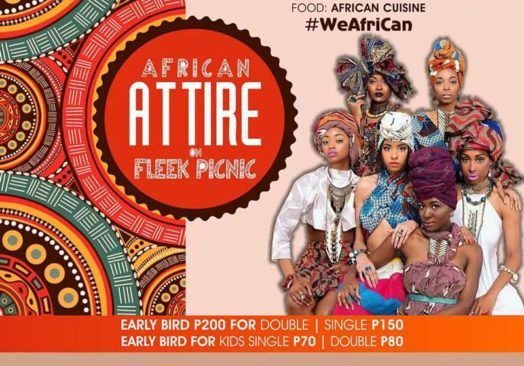 Annual African Attire on Fleek Picnic