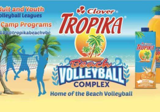 Sunsetters' Beach Volley Ball Social Tournament
