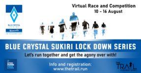 Blue Crystal Sukiri Lock Down Series