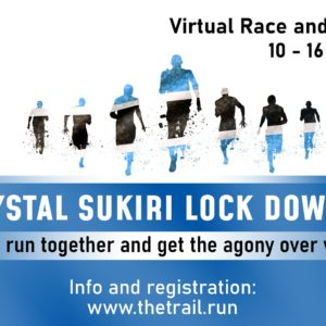 Blue Crystal Sukiri Lock Down Series